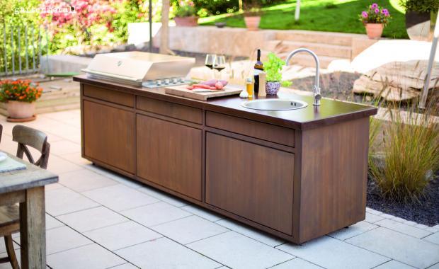 Zubehör Für Outdoor Küche : Eine gut geplante outdoor küche bietet viele vorteile