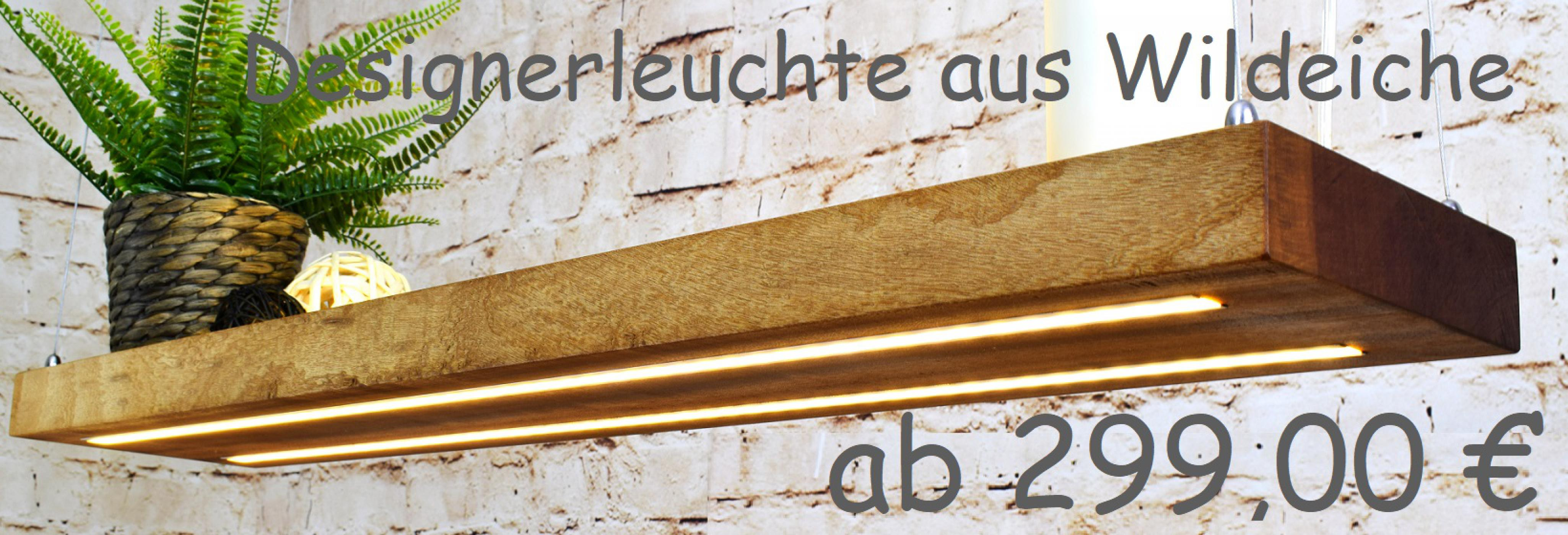 Design, Leuchte, Lampe, Regal, Holz, Wildeiche, Interieur