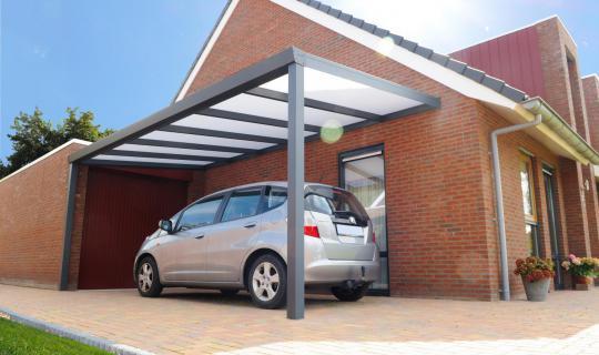 Carport, Überdachung, Auto, Schutz, Wetterschutz